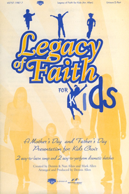 Legacy of Faith for Kids (Extended Anthem)   -