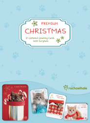 Christmas Cuties Christmas Cards, Box of 12  -