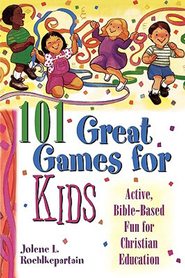 101 Great Games for Kids - eBook  -     By: Jolene L. Roehlkepartain