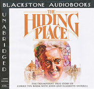The Hiding Place - Audiobook on CD  -     Narrated By: Nadia May     By: Corrie ten Boom