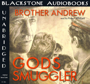 God's Smuggler - Audiobook on CD  -     By: Brother Andrew