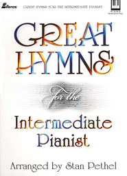 Great Hymns for the Intermediate Pianist   -     By: Stan Pethel