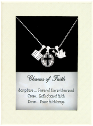 Charms of Faith Pendant   -