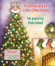 It Looks a Lot Like Christmas - eBook  -     By: Peg Augustine