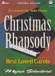 Christmas Rhapsody   -     By: Myra Schubert