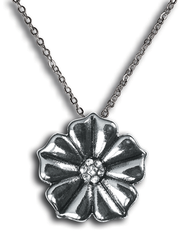 Flower Pendant, Psalm 139:14  -