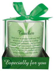 Candle for Teacher  -