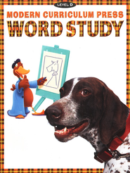 Plaid Phonics Word Study D (1998 Edition)   -