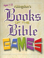 Abingdon's Books of the Bible Games: Ages 7-12 - eBook  -