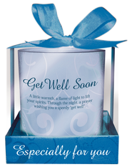 Candle, Get Well Soon  -