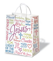 Names of Jesus Gift Bag  -