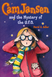 Mystery of the U.F.O.  -     By: David A. Adler     Illustrated By: Susanna Natti