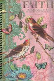 Flights of Faith Journal with Sticky Note Pad  -     By: Jennifer Parker