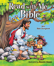 NIrV Read with Me Bible, Revised and Updated Hardcover  -