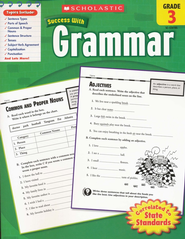 Scholastic Success With: Grammar, Grade 3  -