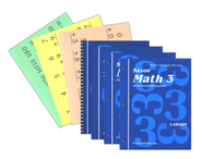 Saxon Math 3, Home Study Kit   -              By: Saxon
