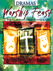 Worship Feast: Dramas - eBook  -     By: Helen Elizabeth Miller
