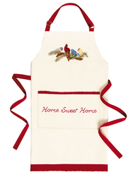Home Sweet Home Apron  -