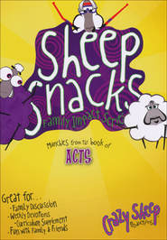 Sheep Snacks: Munchies from the Book of Acts, DVD  - Slightly Imperfect  -