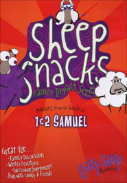 Munchies from 1 & 2 Samuel DVD - Slightly Imperfect  -