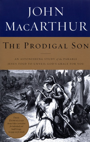 The Prodigal Son: An Astonishing Study of the Parable Jesus Told to Unveil God's Grace for You - Slightly Imperfect  -