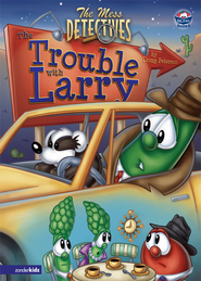 Mess Detectives: The: The Trouble with Larry - eBook  -     By: Doug Peterson