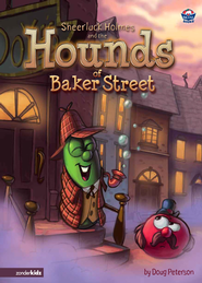 Sheerluck Holmes and the Hounds of Baker Street - eBook  -     By: Doug Peterson