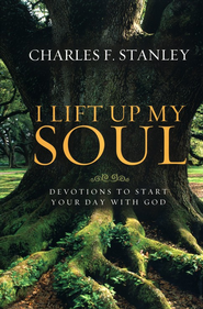 I Lift Up My Soul: Devotions to Start Your Day with God  - Slightly Imperfect  -     By: Charles F. Stanley