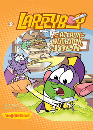 LarryBoy in the Attack of Outback Jack - eBook  -     By: Doug Peterson