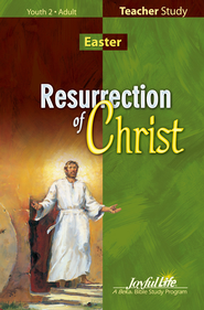 Resurrection of Christ Teacher's Guide   -