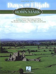 Days of Elijah: The Best of Robin Mark   -