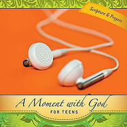 A Moment with God for Teens - eBook  -     By: Lisa Flinn