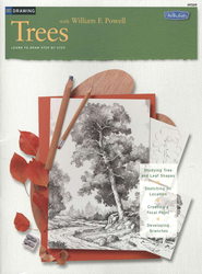 Drawing: Trees With William F. Powell  -