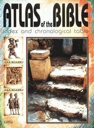 Atlas of the Bible  -