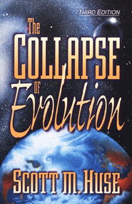 Collapse of Evolution, The - eBook  -     By: Scott Huse