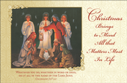 All That Matters Most, Box of 20 Cards   -              By: Sandy Clough
