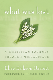 What Was Lost: A Christian Journey through Miscarriage - eBook  -     By: Elise Erikson Barrett