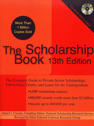 The Scholarship Book, 13th Edition  -     By: National Scholarship Research Service