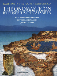The Onomasticon by Eusebius of Caesarea: Palestine in the Fourth Century A.D. - Slightly Imperfect  -     By: Eusebius of Caesarea