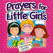 Prayers for Little Girls Book  -