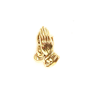Praying Hands Lapel Pin  -