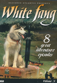 White Fang Volume 3, DVD   -