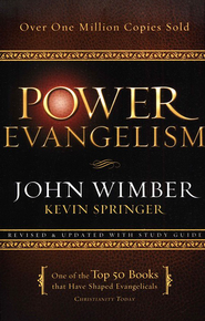 Power Evangelism - eBook  -     By: John Wimber, Kevin Springer