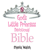 God's Little Princess Devotional Bible: Bible Storybook: Bible Storybook - eBook  -     By: Sheila Walsh