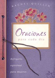 Oraciones para Cada Día, eLibro  (Everyday Prayers, eBook)  -     By: Rachel Quillin