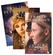 Land of the Lone Star Series, Volumes 1-3  -              By: Tracie Peterson