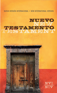 NVI / NIV Spanish English Bible, New Testament  -