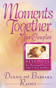 Moments Together For Couples: Devotions for Drawing Near to God and One Another - eBook  -     By: Dennis Rainey, Barbara Rainey