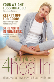 First Place 4 Health: Discover a New Way to Healthy Living - eBook  -     By: Carole Lewis, First Place 4 Health