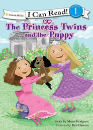 The Princess Twins and the Puppy - eBook  -     By: Mona Hodgson